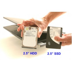 Laptop HDDs/SSDs