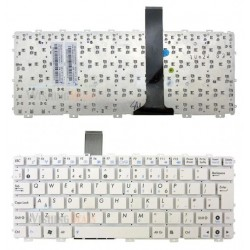 Keyboard Asus EeePC 1015 White Greek
