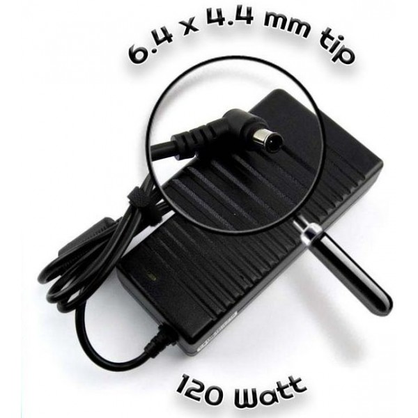 Charger Sony 6.4x4.4 19.5V 120W